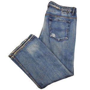 Buffalo David Bitton Game Mens Bootcut Jeans 36x30
